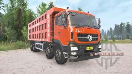 Dongfeng Tianlong KC DFH3310A для MudRunner