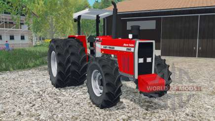 Massey Ferguson 2680 Sincro Turbꝍ для Farming Simulator 2015