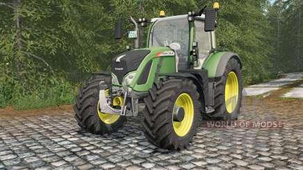Fendt 716-724 Variꝋ для Farming Simulator 2017