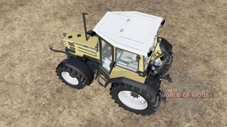 Hurlimann H-488 Turbo для Farming Simulator 2017