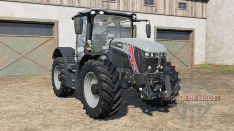 JCB Fastrac 4000 для Farming Simulator 2017