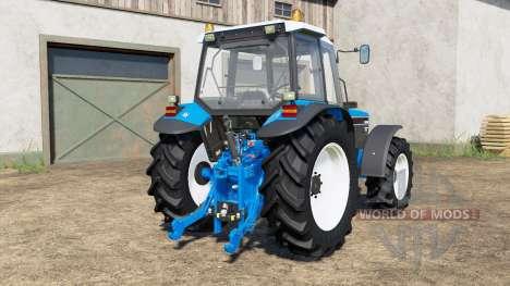 Ford 8340 Powerstar SLE для Farming Simulator 2017