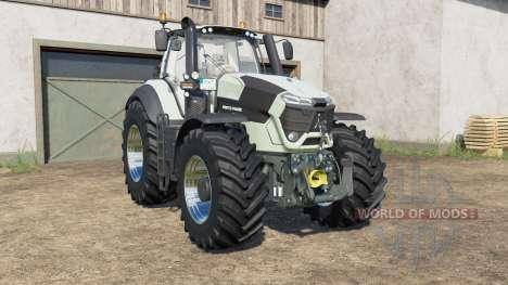 Deutz-Fahr Serie 9 TTV Agrotron для Farming Simulator 2017