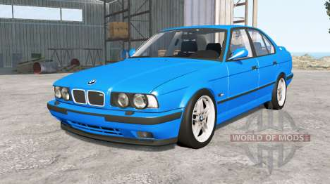 BMW M5 (E34) 1993 для BeamNG Drive