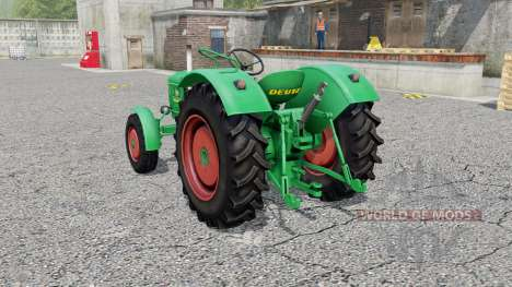 Deutz D 8005 для Farming Simulator 2017