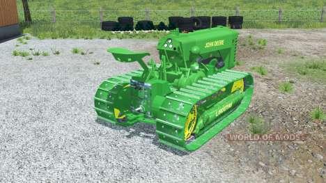 John Deere BO для Farming Simulator 2013