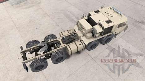 Oshkosh Hemtt (M983A4) для American Truck Simulator