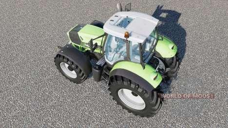 Deutz-Fahr Agrotron X 700 для Farming Simulator 2017