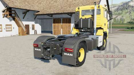 MAN TGS 18.500 для Farming Simulator 2017