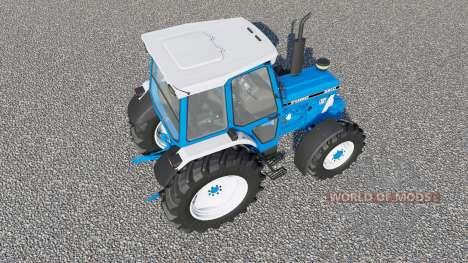 Ford 6810 для Farming Simulator 2017