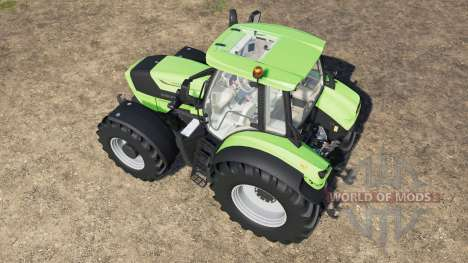 Deutz-Fahr Serie 7 TTV Agrotron для Farming Simulator 2017