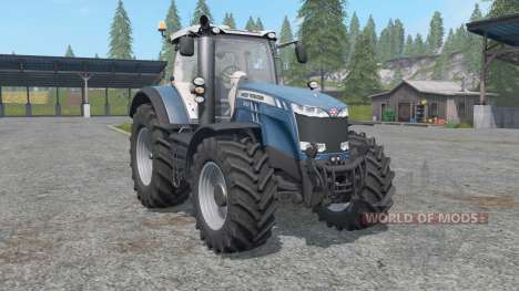 Massey Ferguson 8700 для Farming Simulator 2017