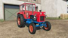 Universal 650 M D2 для Farming Simulator 2017
