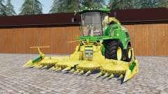 John Deere 8000i-series для Farming Simulator 2017