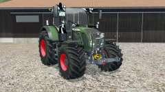 Fendt 718 Variø для Farming Simulator 2015