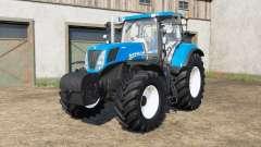New Holland T7.220-T7.310 для Farming Simulator 2017