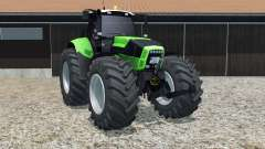 Deutz-Fahr Agrotron X 7Զ0 для Farming Simulator 2015