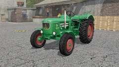 Deutz D 800ⴝ для Farming Simulator 2017