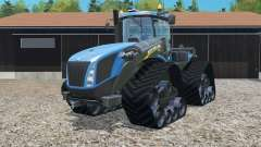 New Holland T9.670 SmartTraӿ для Farming Simulator 2015