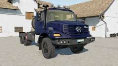 Mercedes-Benz Zetros 3643 6x6 для Farming Simulator 2017
