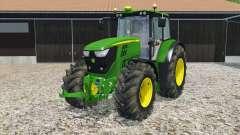 John Deere 6170Ⰼ для Farming Simulator 2015