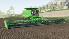 John Deere 9000 STS для Farming Simulator 2017