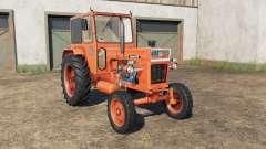 Universal 650 D6 для Farming Simulator 2017