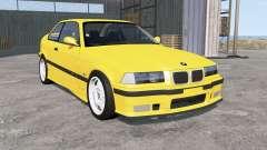 BMW M3 coupe (E36) 1993 для BeamNG Drive