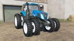 New Holland T8.320-T8.43ⴝ  для Farming Simulator 2017