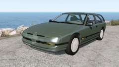 Ibishu 200BX Wagon v2.21a для BeamNG Drive