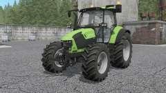 Deutz-Fahr 5110 TTѴ для Farming Simulator 2017