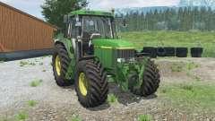 John Deere 6৪00 для Farming Simulator 2013