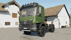 Mercedes-Benz Arocs для Farming Simulator 2017
