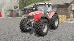 Massey Ferguson 6613〡6615〡6616 для Farming Simulator 2017