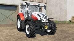 Steyr Profi 4115&4145 CVT для Farming Simulator 2017