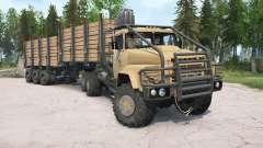 КрАЗ-260В для MudRunner