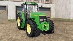 John Deere 7600〡7610〡7700〡7710〡7800〡7810 для Farming Simulator 2017