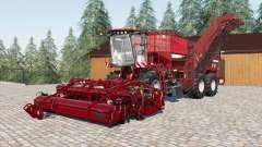 Holmer Terra Dos T4-40 multifruiᵵ для Farming Simulator 2017