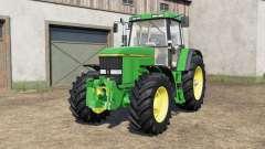 John Deere 7000-series для Farming Simulator 2017