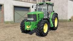 John Deere 6530〡6630〡6830〡6930 Premiuᵯ для Farming Simulator 2017