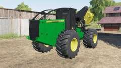 John Deere 948L для Farming Simulator 2017
