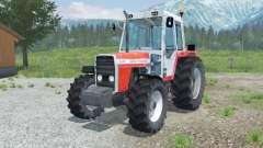 Massey Ferguson 698Ʈ для Farming Simulator 2013