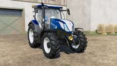 New Holland T6.125〡T6.15ƽ〡T6.175 для Farming Simulator 2017