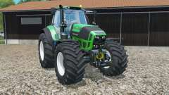 Deutz-Fahr 7250 TTV Agrotroƞ для Farming Simulator 2015