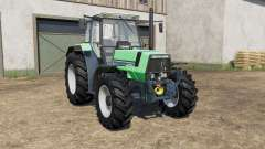 Deutz-Fahr AgroStaɾ 6.61 для Farming Simulator 2017