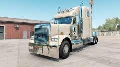 Freightliner Classic XⱢ для American Truck Simulator