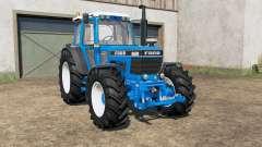 Ford 8630 Power Shift для Farming Simulator 2017