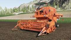 Bizon Super Z0ƽ6 для Farming Simulator 2017