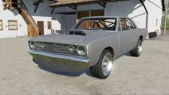 Dodge Dart 1968 для Farming Simulator 2017