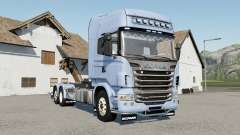 Scania R730 hooklifƫ для Farming Simulator 2017